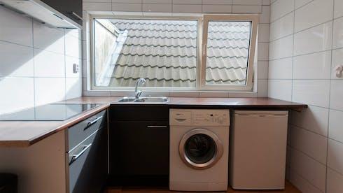 Apartamento de alquiler desde 01 sep. 2018 (Hooidrift, Rotterdam)