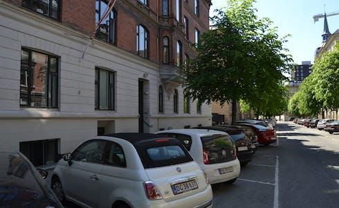 Quarto para alugar desde 01 fev 2018 (Martensens Alle, Frederiksberg)