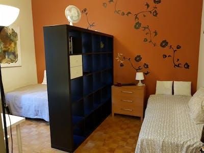 Private room for rent from 17 Aug 2019 (Via dell'Assunta, Città metropolitana di Milano)