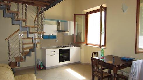 Apartment for rent from 08 Jul 2017  (Via Fiorentina, Siena)
