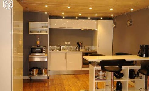 Apartment for rent from 22 May 2018 (Rue Ferrandière, Lyon)