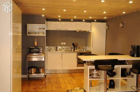 Apartment for rent from 15 Dec 2017  (Rue Ferrandière, Lyon)