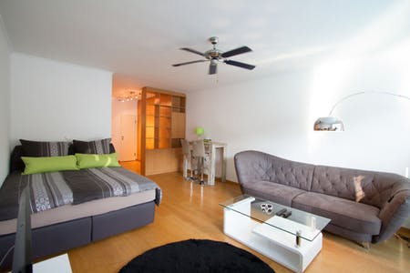 Apartment for rent from 01 Aug 2019 (Zähringerstraße, Berlin)