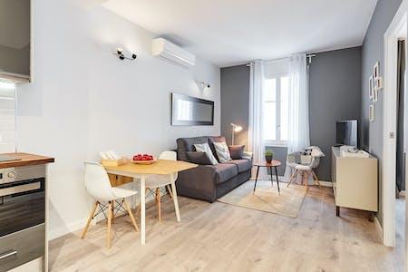 Appartement à partir du 01 sept. 2017  (Carrer de Marià Aguiló, Barcelona)