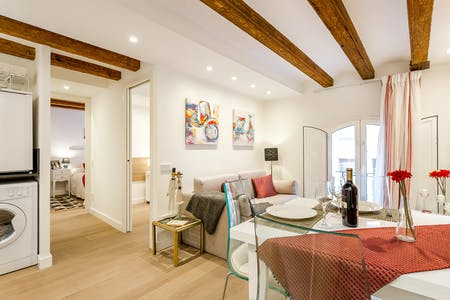 Apartment for rent from 01 Jul 2018  (Carrer de Pere IV, Barcelona)