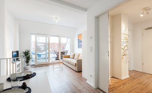 Apartment for rent from 18 Nov 2017  (Hobrechtstraße, Berlin)