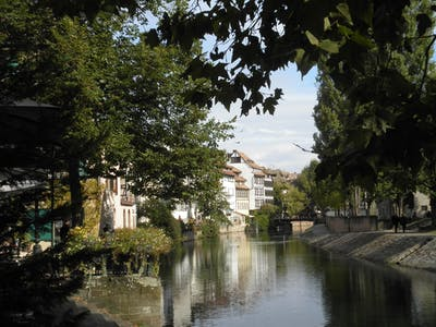 Apartment for rent from 30 Jul 2020 (Quai de la Bruche, Strasbourg)