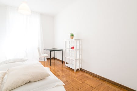 Room for rent from 29 Jul 2018  (Via Antonio Kramer, Milano)