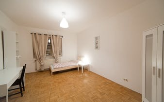 Room for rent from 01 Sep 2017  (Leopoldstraße, Munich)