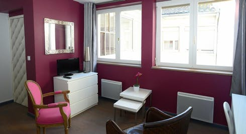Studio for rent from 15 Dec 2017  (Rue de Brest, Lyon)