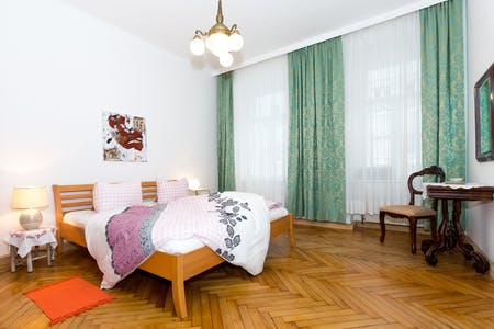 Apartment for rent from 21 Oct 2018 (Pezzlgasse, Vienna)