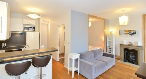 Apartment for rent from 13 Dec 2017  (Rue Duguesclin, Lyon)
