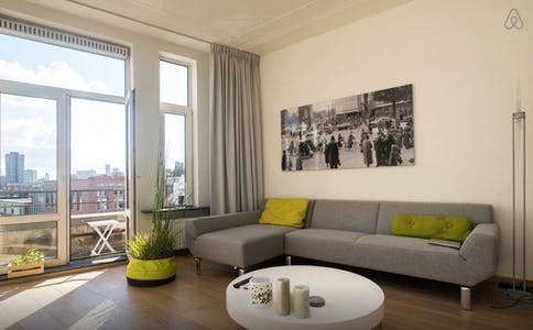 Apartment for rent from 18 Jun 2018 (Oudedijk, Rotterdam)