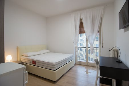 Room for rent from 01 Mar 2019 (Via Rodolfo Farneti, Milano)