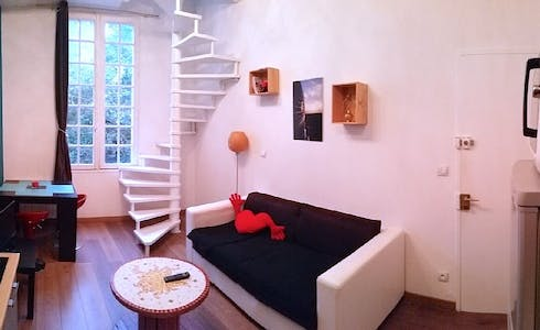 Apartment for rent from 19 Nov 2017  (Rue Jouannet, Bordeaux)