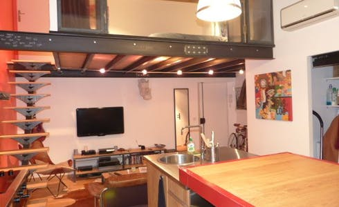 Apartment for rent from 19 Nov 2017  (Rue Georges Bonnac, Bordeaux)