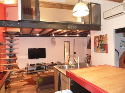 Apartment for rent from 22 Jul 2018 (Rue Georges Bonnac, Bordeaux)
