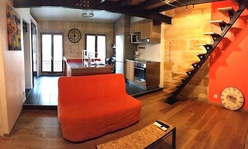 Appartement à partir du 21 juil. 2018 (Rue Georges Bonnac, Bordeaux)