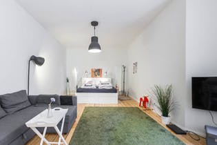 Apartment for rent from 12 Jul 2019 (Böckhstraße, Berlin)