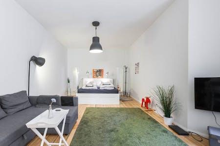 Appartement te huur vanaf 03 Feb 2020 (Böckhstraße, Berlin)