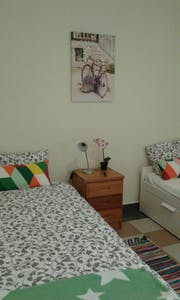 Room for rent from 18 Oct 2018 (Calle Hilarión Eslava, Madrid)
