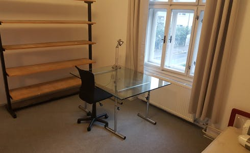 Room for rent from 01 Jul 2018 (Rožna Dolina, cesta XV, Ljubljana)