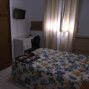 Room for rent from 01 Sep 2019 (Calle Diego de Almaguer, Málaga)