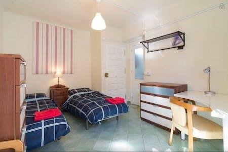 Habitación privada de alquiler desde 01 Mar 2020 (Calle Cárcer, Málaga)
