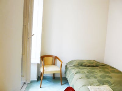 Room for rent from 01 Mar 2019 (Calle Cárcer, Málaga)