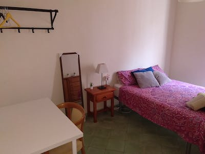 Private room for rent from 01 Jun 2019 (Calle Cárcer, Málaga)