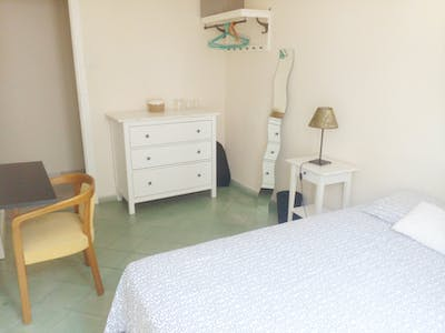 Private room for rent from 01 Sep 2019 (Calle Cárcer, Málaga)