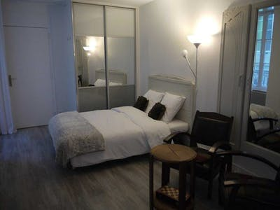 Studio for rent from 30 Sep 2018  (Rue du Soleil, Bordeaux)