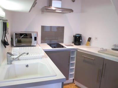 Apartment for rent from 23 Jul 2018 (Cours de la Libération, Bordeaux)