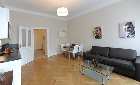 Appartamento in affitto a partire dal 19 feb 2018 (Antonsplatz, Vienna)