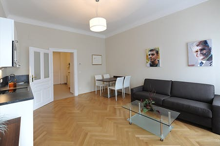 Apartment for rent from 03 Sep 2020 (Antonsplatz, Vienna)