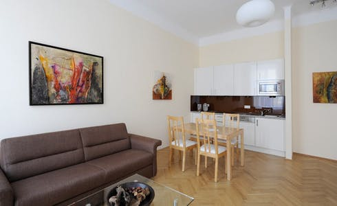 Apartment for rent from 01 Sep 2018 (Radetzkystraße, Vienna)