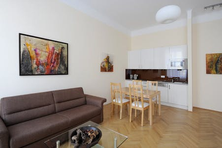 Apartment for rent from 19 Mar 2019 (Radetzkystraße, Vienna)