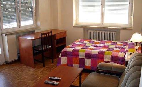 Room for rent from 01 Jul 2018 (Avenida de los Maristas, Salamanca)