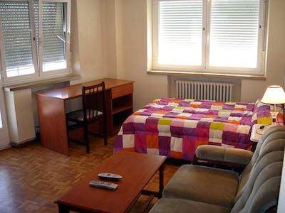 Private room for rent from 01 Jul 2020 (Avenida de los Maristas, Salamanca)