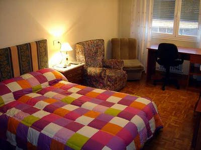 Private room for rent from 01 Feb 2020 (Avenida de los Maristas, Salamanca)