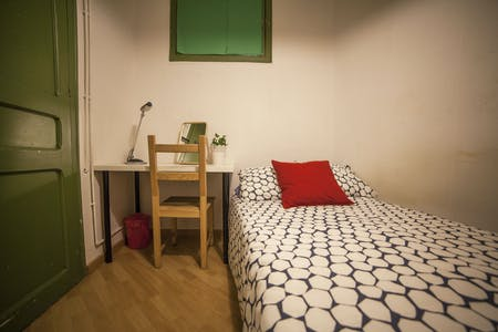 Room for rent from 01 Jan 2019 (Carrer del Consell de Cent, Barcelona)