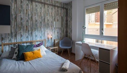 Private room for rent from 01 Jan 2020 (Carrer de Roger de Llúria, Barcelona)