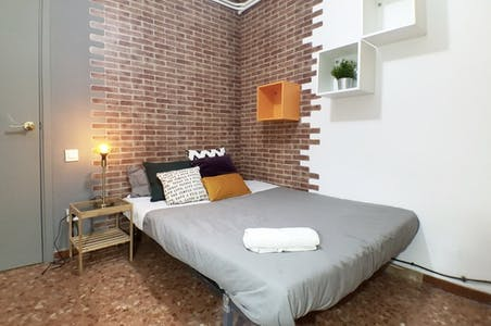 Room for rent from 29 May 2019 (Carrer de Roger de Llúria, Barcelona)