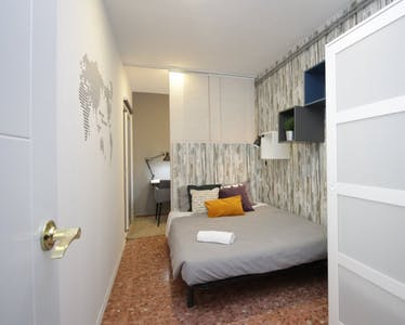 Private room for rent from 07 Jul 2019 (Carrer de Roger de Llúria, Barcelona)
