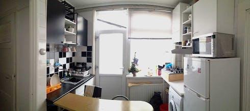 Zimmer zur Miete von 01 ene. 2018 bis 31 ago. 2018 (Sint-Janstraat, Rotterdam)