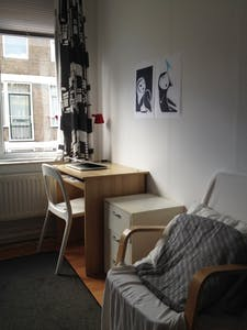 Private room for rent from 01 Jan 2020 (Sint-Janstraat, Rotterdam)