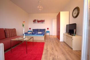 Apartment for rent from 15 Jan 2019 (Reinickendorfer Straße, Berlin)