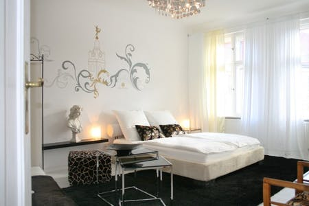 Apartment for rent from 27 Oct 2019 (Olbersstraße, Berlin)