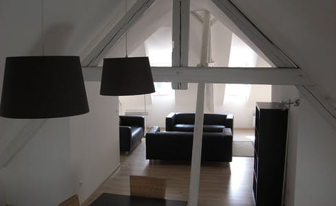 Room for rent from 06 Jun 2018 (Rue de l'Abreuvoir, Strasbourg)