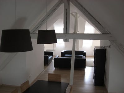 Room for rent from 29 Apr 2017  (Rue de l'Abreuvoir, Strasbourg)